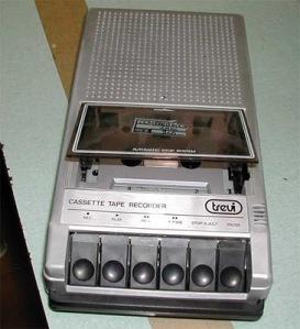 Registratore a cassette